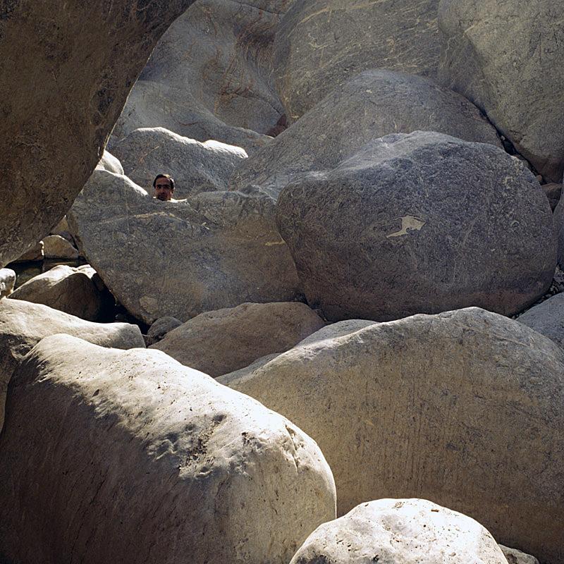 À la rocherche du temps perdu
