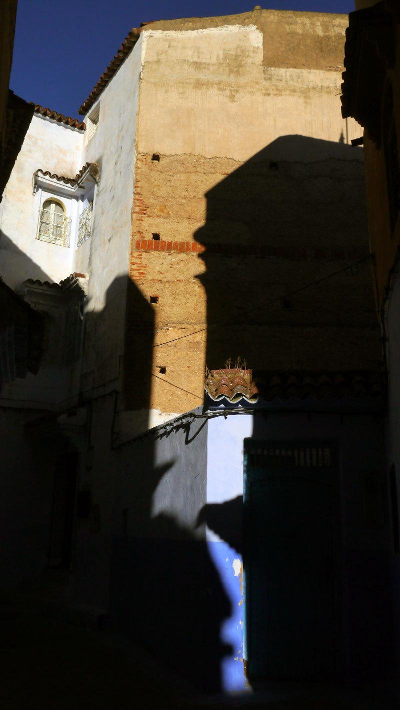 Profil d'une façade