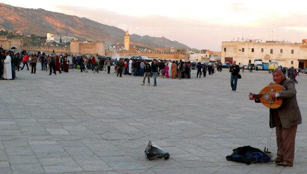 Esplanade Baghdadi