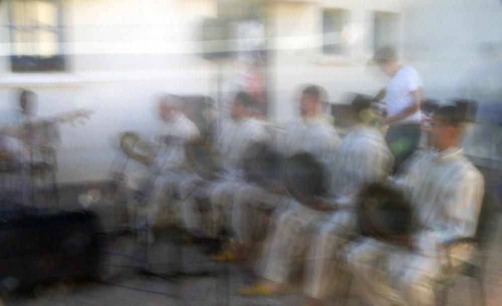 Un  fassi à Safi 7 : l'orchestre 2/3