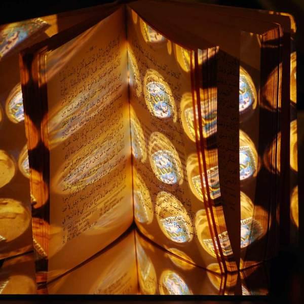 L'ivre lumière du livre 13