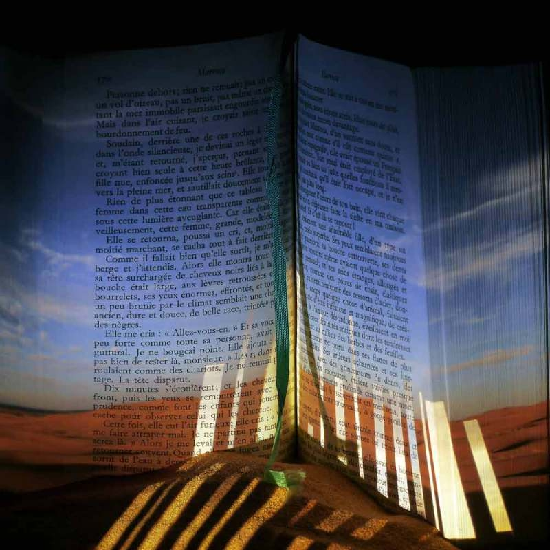 L'ivre lumière du livre 23