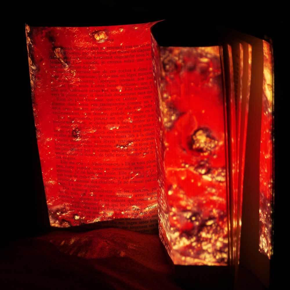 L'ivre lumière du livre 32
