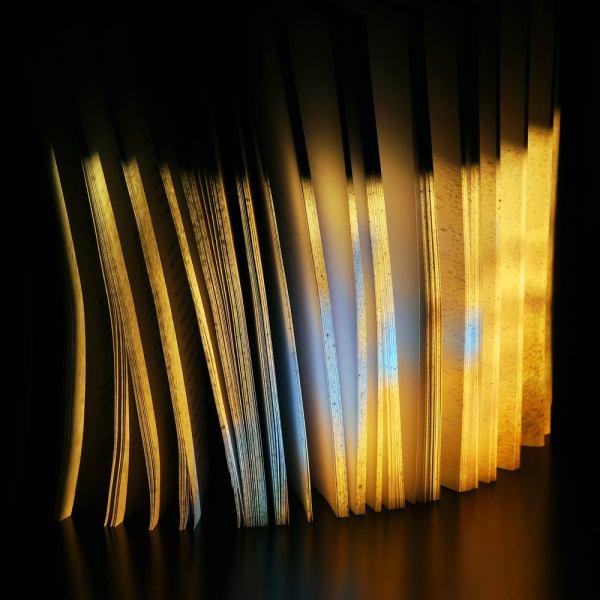 L'ivre lumière du livre 43