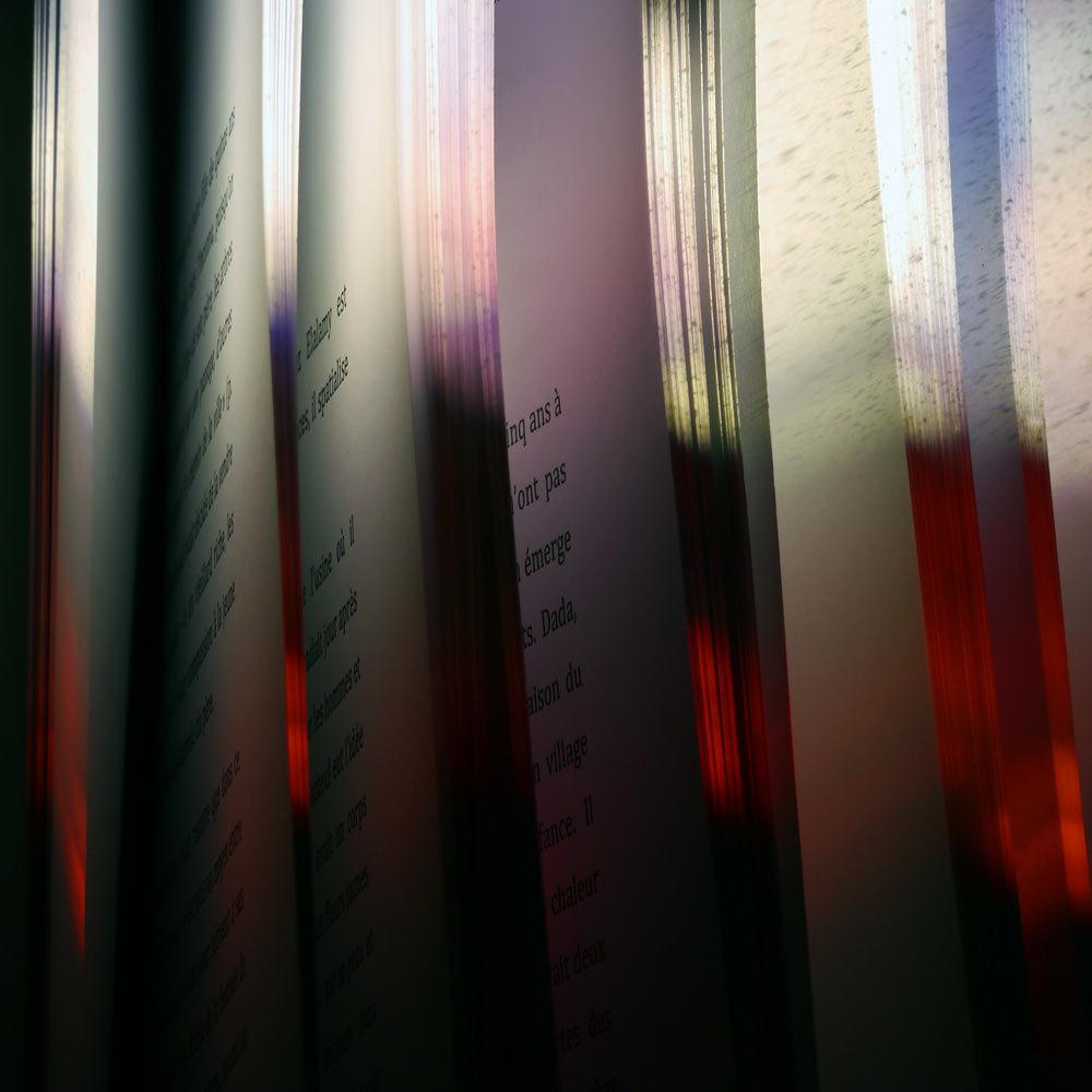 L'ivre lumière du livre 54