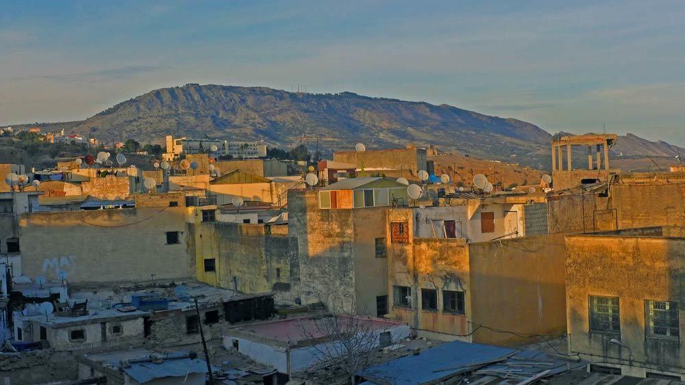 Le mont Zalagh