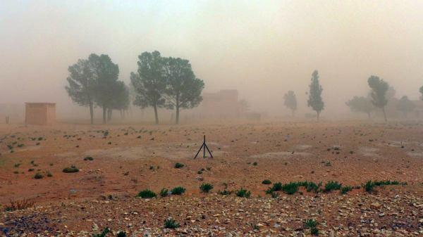 Tempête de sable 2