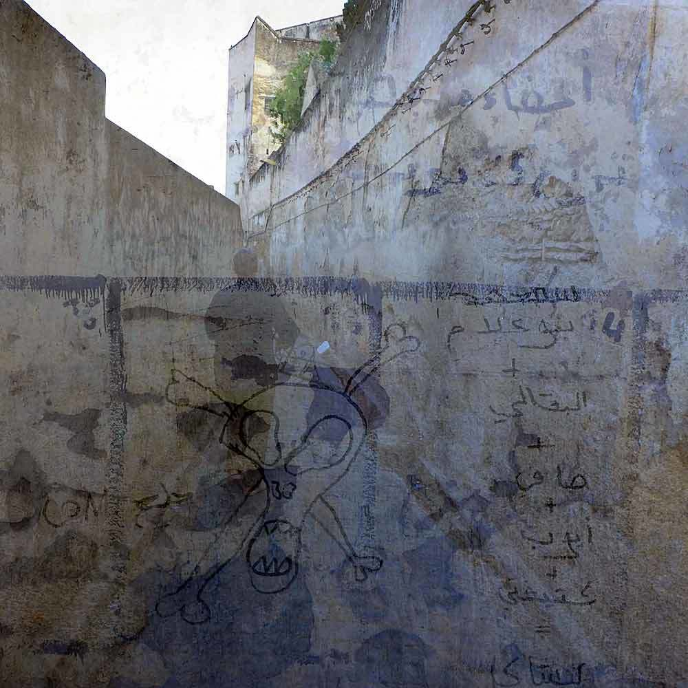 Moroccan Graffiti 3