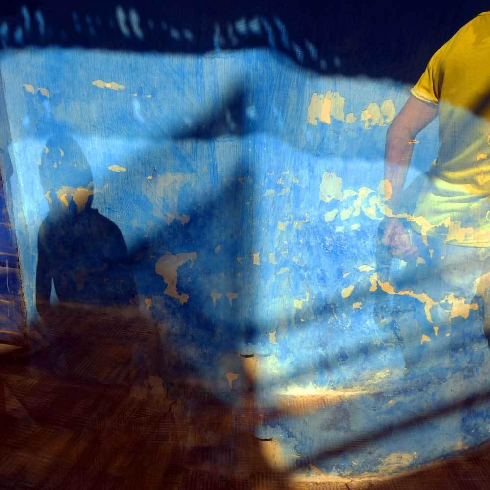Dans la lumière iodée de la kasbah 3