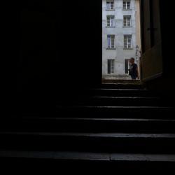 Les marches vers la lumière