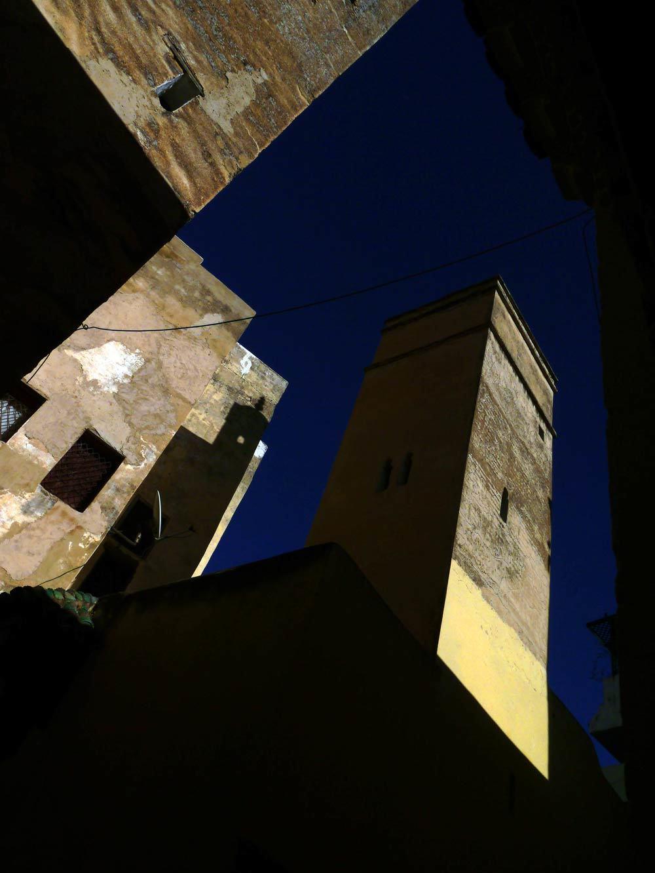 Grammar of the medina