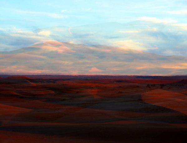 Dunes en vue