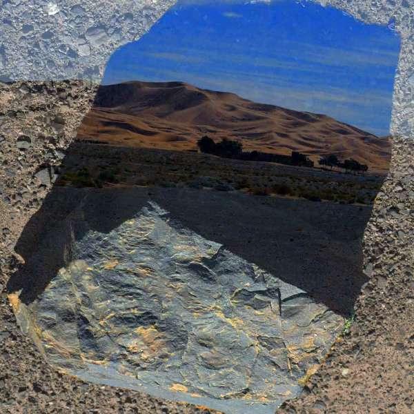 À flanc de roche