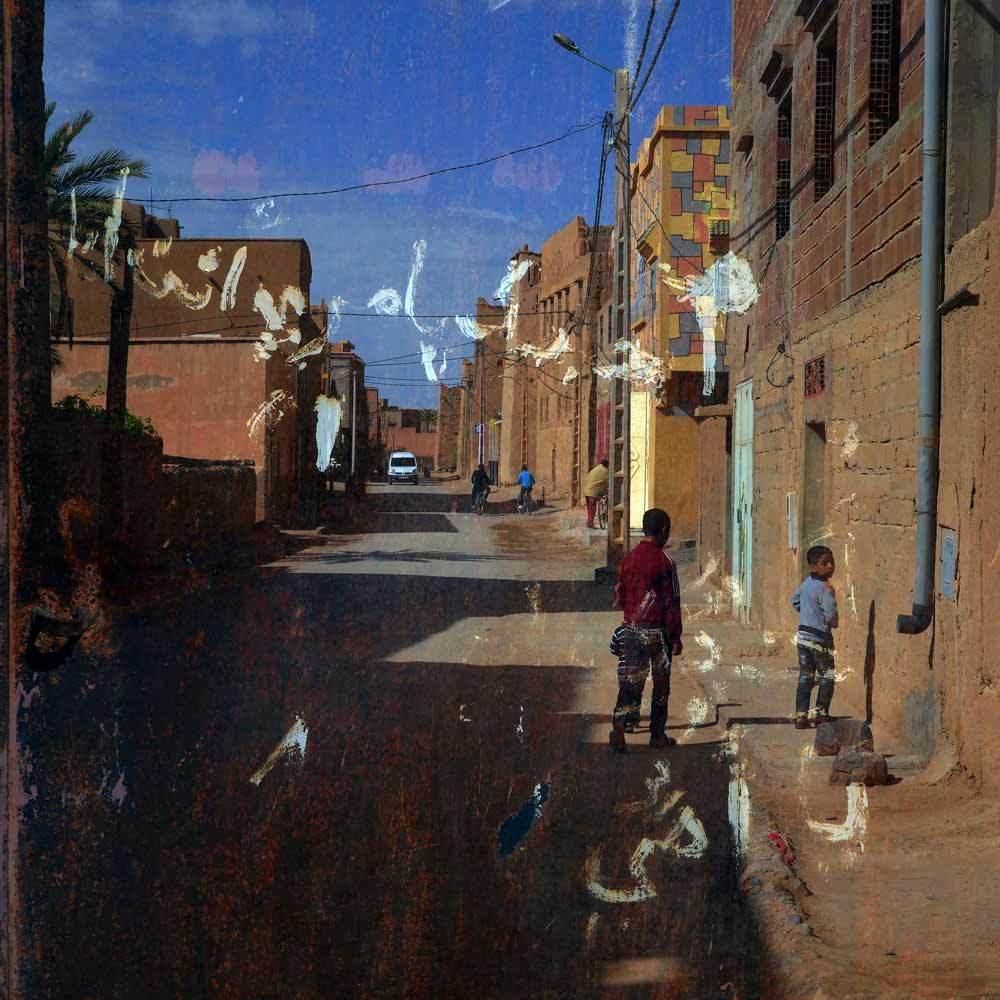 Moroccan Graffiti