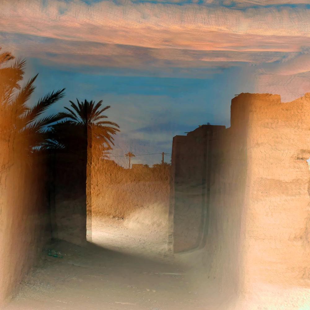 Dans les venelles de la kasbah