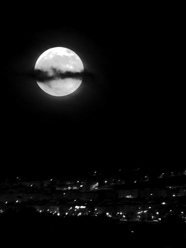Nuit de pleine lune II