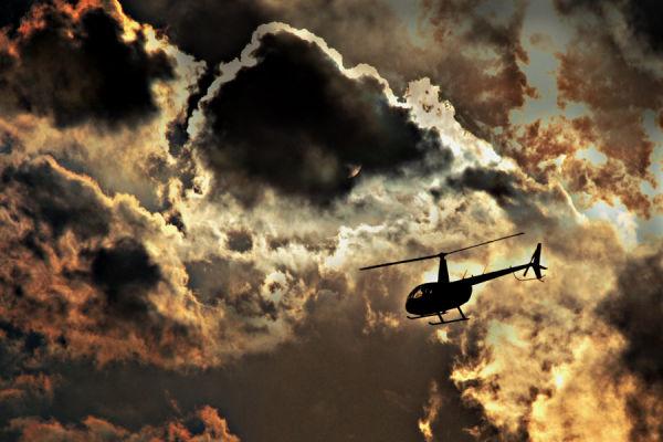 Burn Flight