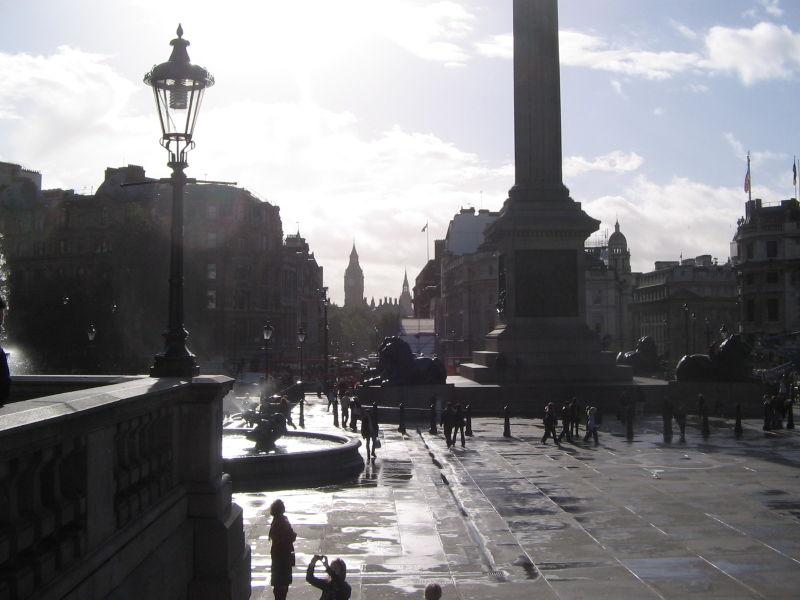 London, Trafalgar Square