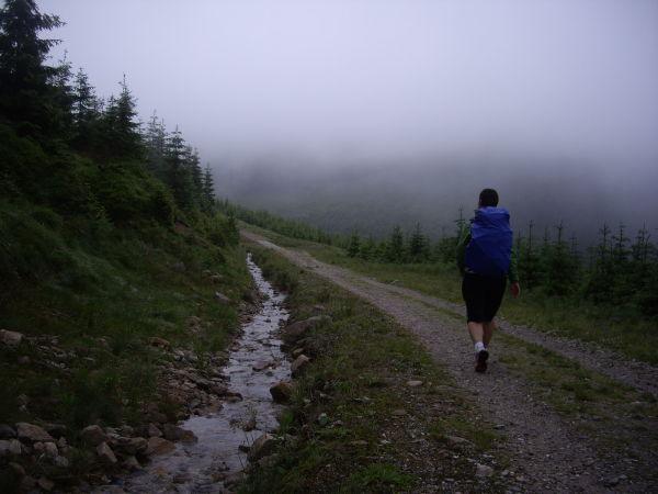 Hiking Krkonose