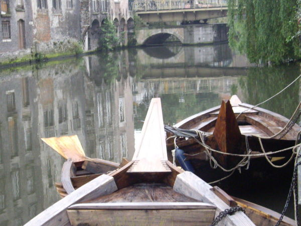 Barges, Brugge