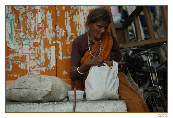 Bombay : La disparition