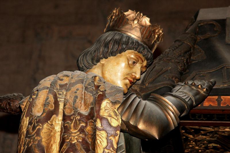 Christophe Colomb - Cathédrale de Seville
