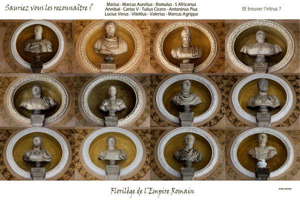 Seville Casa Pilatus : Medaillons