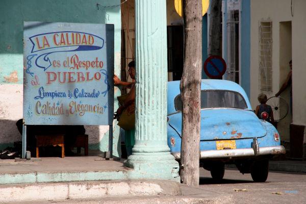 Cuba : Photo de rue