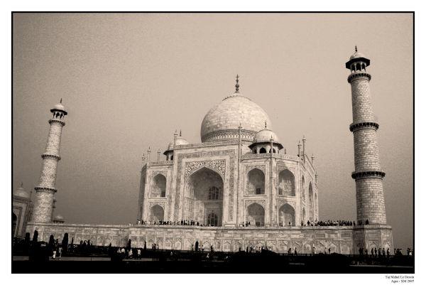 India : Taj Mahal