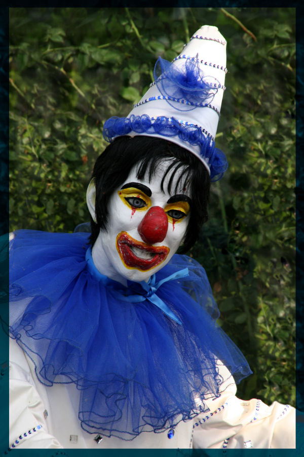 Les Paradis Artificiels : Clown