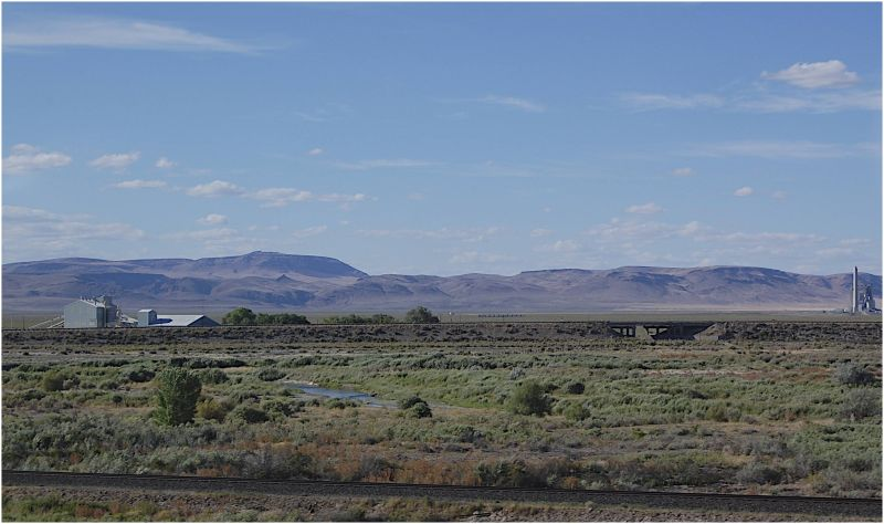 Mine in Nevada Desert