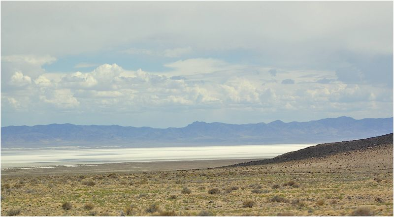 Desert and Salt Flats
