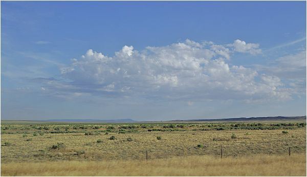 Wyoming's Plains