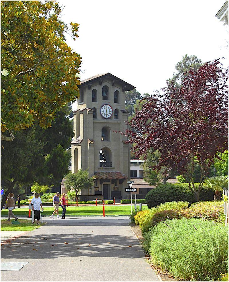 Mills College Campanil Oakland, Ca.