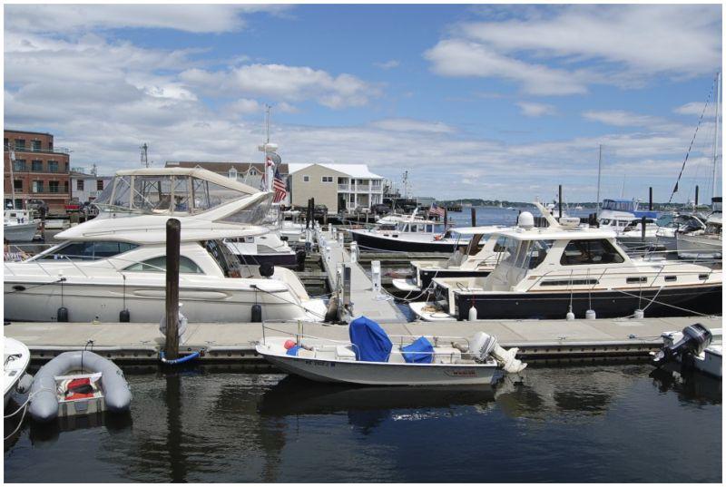 Long Wharf, Portland, Maine
