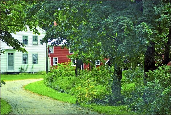 Weston Homestead Madison, Maine