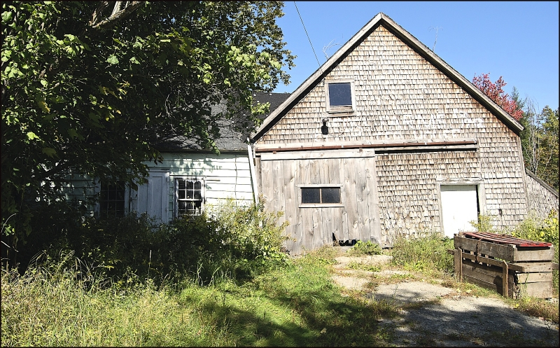 Slaughter House in Maine 2009