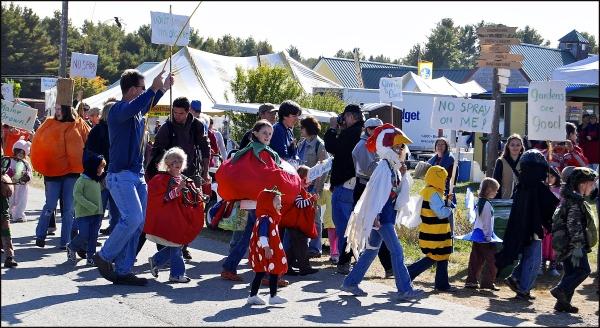 Children's Garden Parade, Common Ground Fair