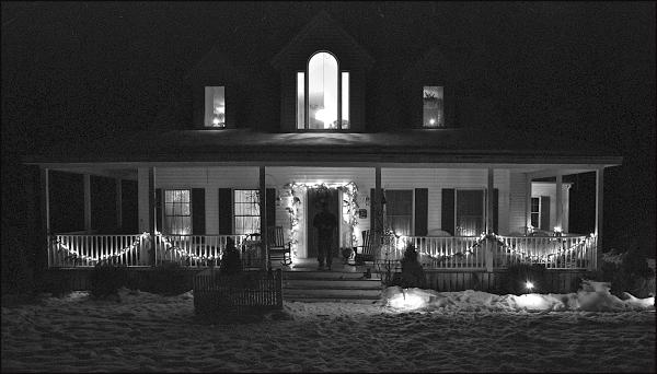 Redoing Christmas in Massachusetts