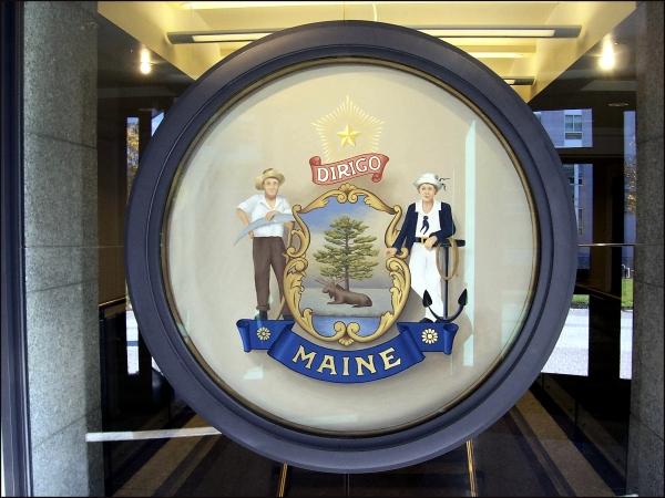 Maine's Motto