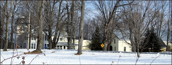 Benjamin Weston Homestead, Madison, Maine