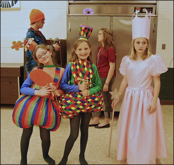 The Lollipop Kids and the Good Witch