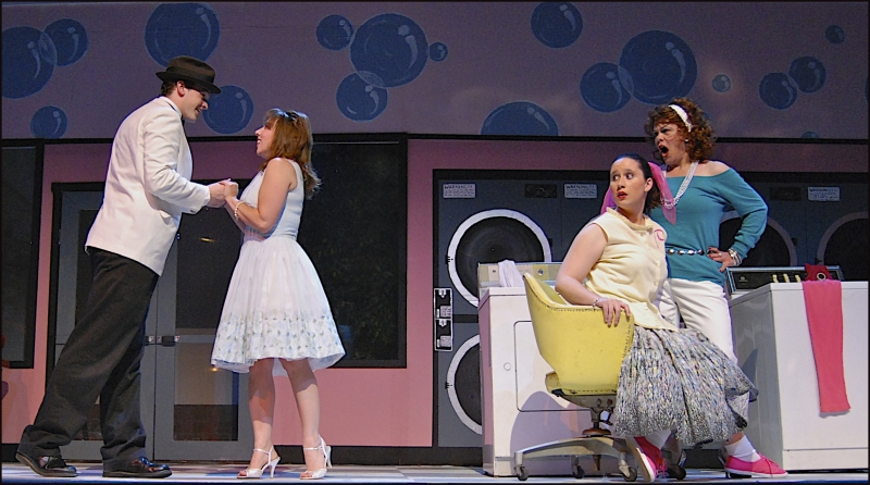 """""""Suds"""" the Musical, Lakewood Theater, Maine"""