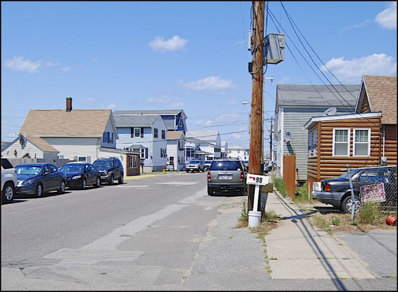 Salisbury Beach Cottages