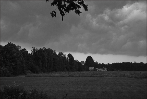 Thunderstorm Clouds in Maine #2