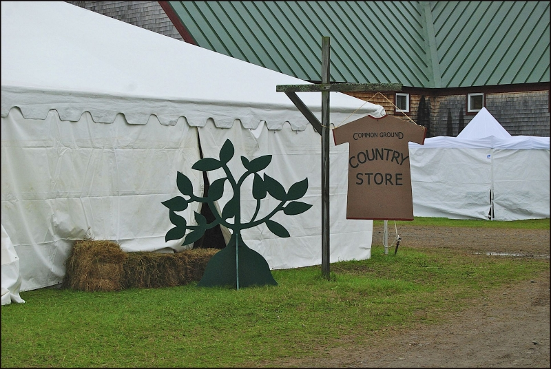Common Ground Fair, Unity, Maine 2011