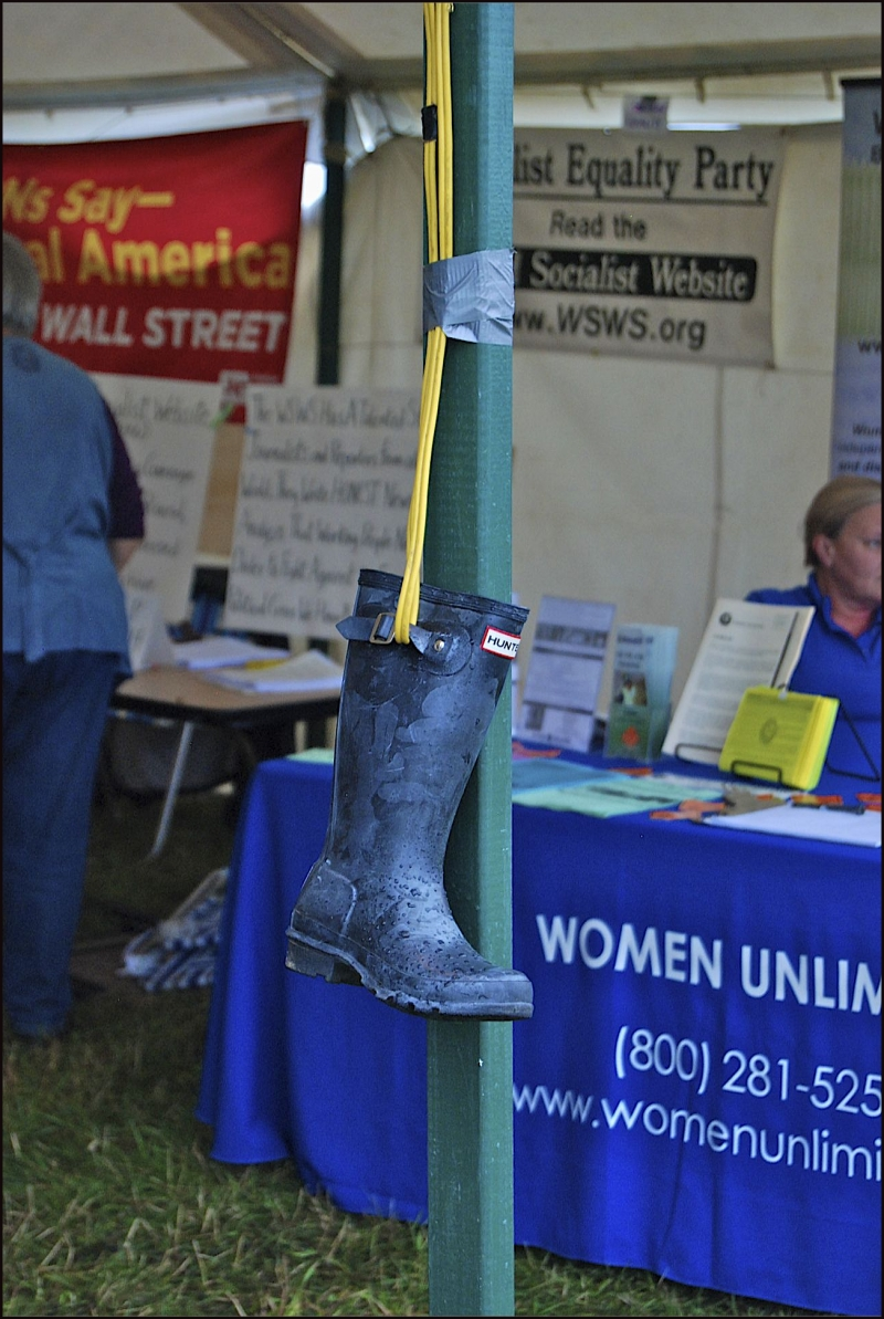 Common Ground Fair - The Blue Boot