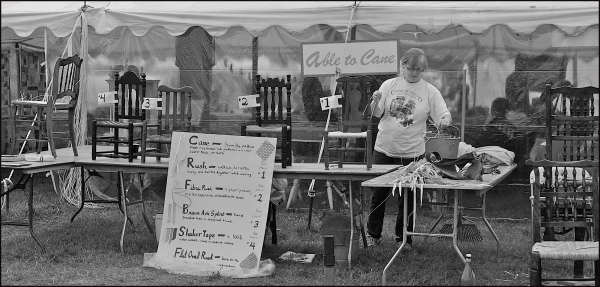 Common Ground Fair - Caning