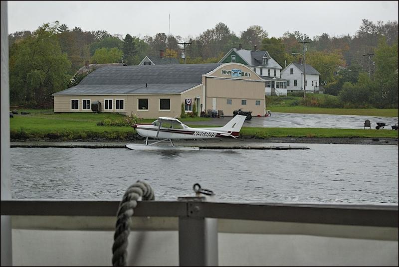 Katahdin Boat Cruise - Sea Plane
