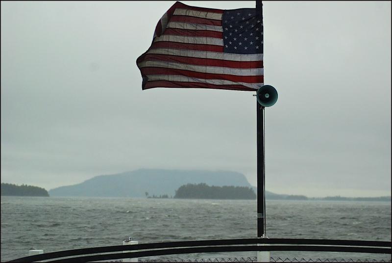 Katahdin Boat Cruise - Mt. Kineo